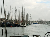 Haven Terschelling & Oerol 14-06-2012